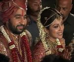 Raj Kundra and Shilpa Shetty Wedding Pics (1)